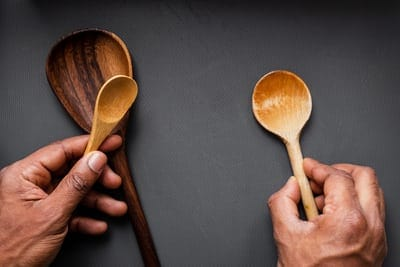 Useful Tools Including Wooden Spoon That Every Kitchen Must Have