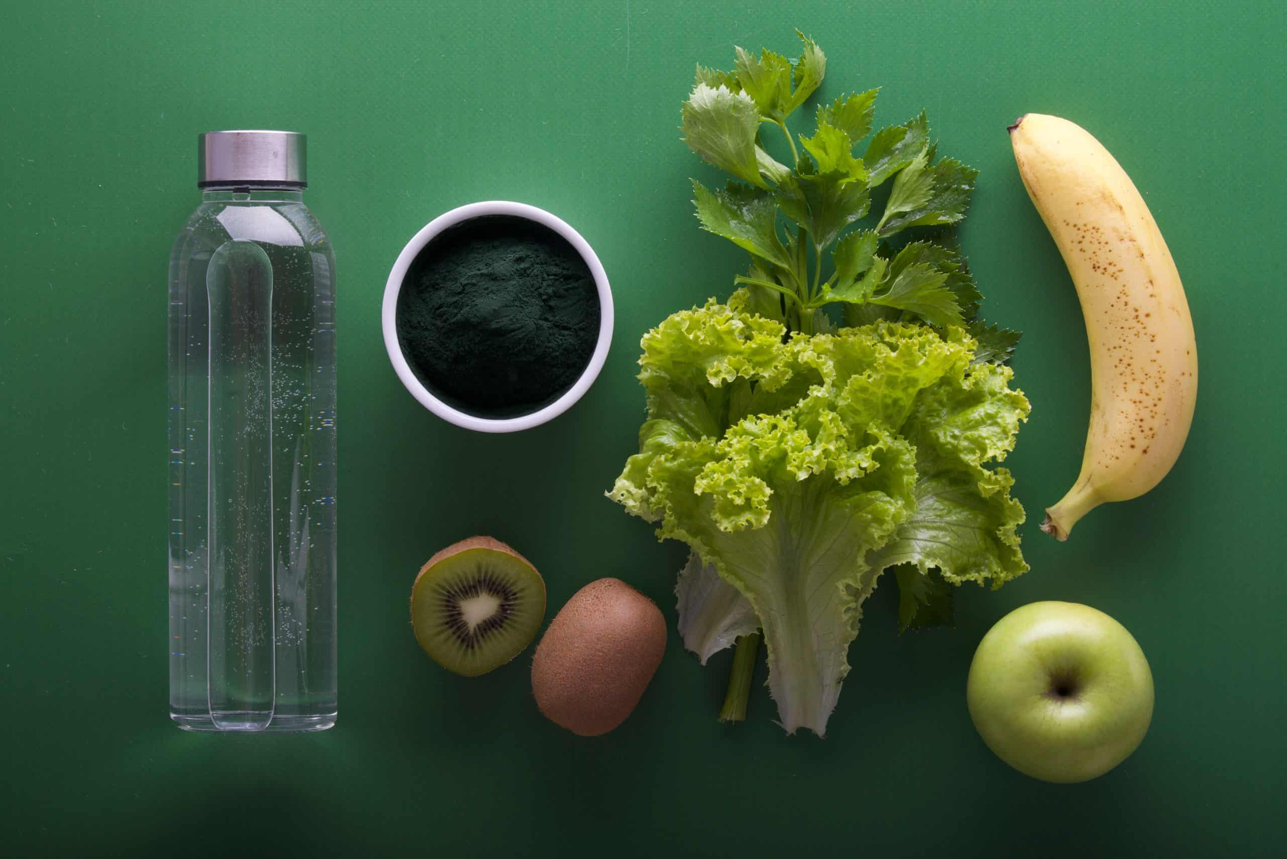 Organic And Natural: Healthy Lifestyle