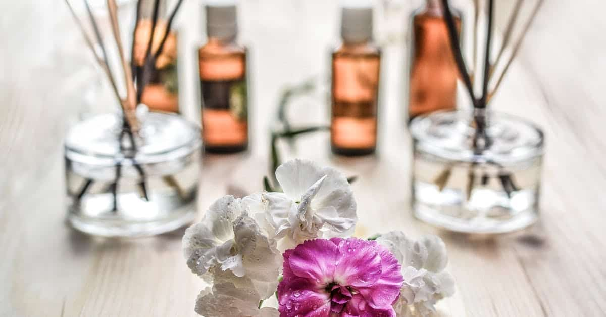 A close up of a flower vase on a table
